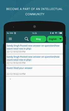 Letsdiskuss –Question & Answer Platform screenshot 6