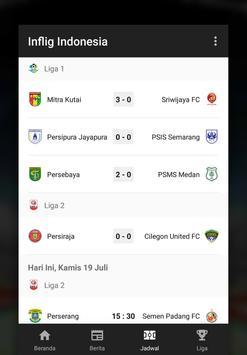 Info Liga Indonesia dan Timnas Indonesia 2018 screenshot 4