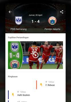 Info Liga Indonesia dan Timnas Indonesia 2018 screenshot 5