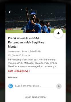 Info Liga Indonesia dan Timnas Indonesia 2018 screenshot 3