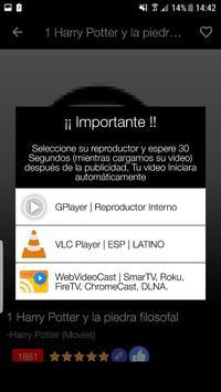 Gnula TV Lite captura de pantalla 2