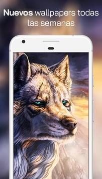 Lobo Fondos de Pantalla スクリーンショット 4