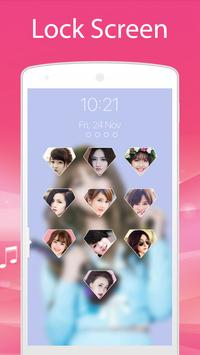 lock screen kpop screenshot 3