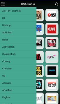 USA Radio screenshot 7