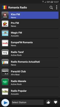 Radio Romania  - AM FM Online screenshot 1
