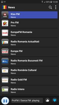 Radio Romania  - AM FM Online screenshot 3
