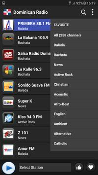 Radio Dominican - AM FM Online screenshot 1