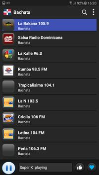 Radio Dominican - AM FM Online Screenshot 3