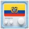 Radio Ecuador  - AM FM Online icône