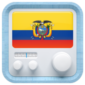 Radio Ecuador  - AM FM Online 圖標