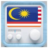 Malaysia radio online free أيقونة