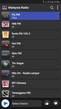 Malaysia radio online free poster