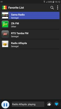Radio Senegal   - AM FM Online screenshot 2