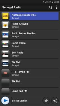 Radio Senegal   - AM FM Online screenshot 3