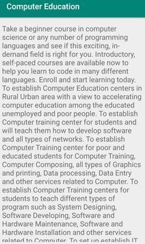 Computer Education screenshot 4
