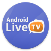 Android Live Tv ícone