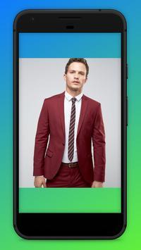 MEN BLAZER PHOTO SUIT 2020 EDITOR screenshot 1
