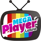 Mega Player Latino icono