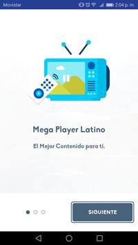 Mega Player Latino Poster