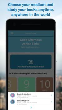 Doubt Clearance App : NCERT Books, Math Solutions screenshot 3