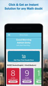 Doubt Clearance App : NCERT Books, Math Solutions poster