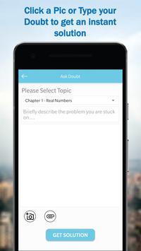 Doubt Clearance App : NCERT Books, Math Solutions screenshot 1