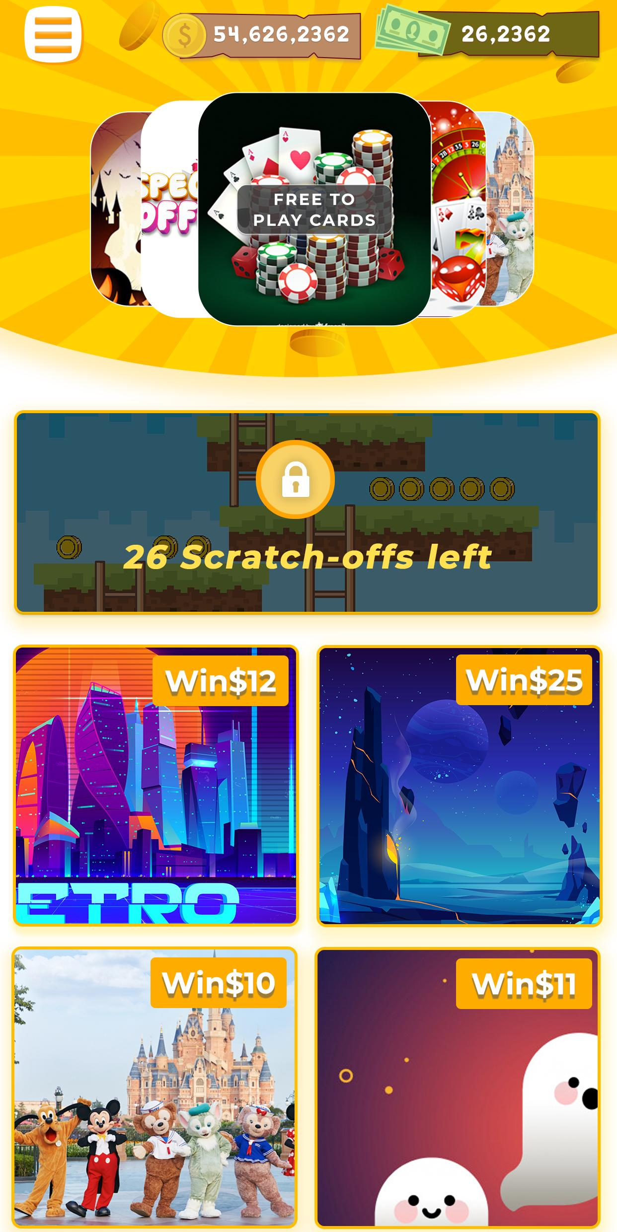 Money Scratch Scratch To Win Money For Android Apk Download