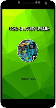 Mod Bussid Livery poster