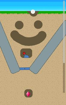 Dig it your way! - Ballz Cave screenshot 7