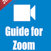Guide For Zoom CLOUD MEETINGS AND CONFERENCING icon