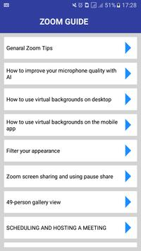 Guide For Zoom CLOUD MEETINGS AND CONFERENCING screenshot 2