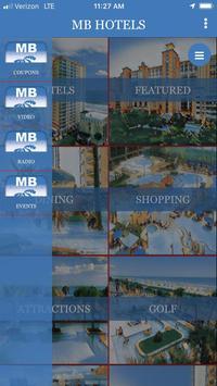 Myrtle Beach Hotels screenshot 1