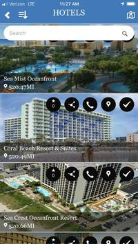 Myrtle Beach Hotels screenshot 2