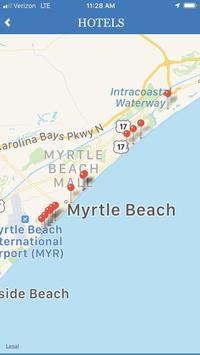 Myrtle Beach Hotels screenshot 6