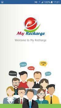 My Recharge Simbio الملصق