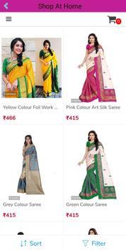 Shop At Home Online Shopping App #Free Shipping😍 screenshot 2