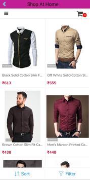 Shop At Home Online Shopping App #Free Shipping😍 screenshot 3