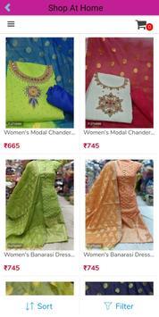Shop At Home Online Shopping App #Free Shipping😍 screenshot 4