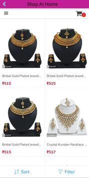 Shop At Home Online Shopping App #Free Shipping😍 screenshot 5