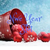 New Year Slot icon