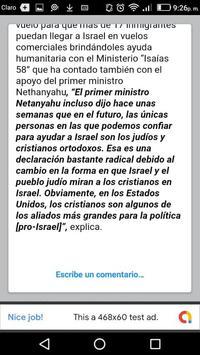 Noticias Cristianas screenshot 3