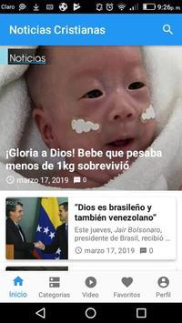 Noticias Cristianas screenshot 5