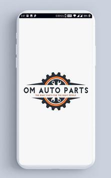 Om Auto Parts poster