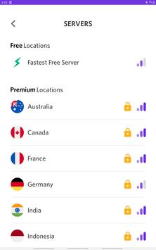 Only VPN - Secure Free VPN Proxy screenshot 6