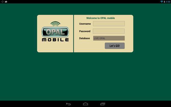 OPAL Mobile 2 screenshot 1
