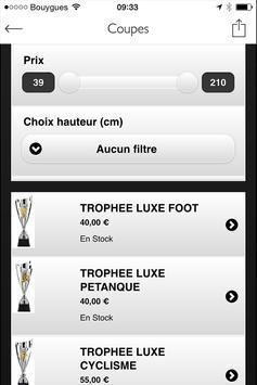 Trophée Sportif screenshot 2