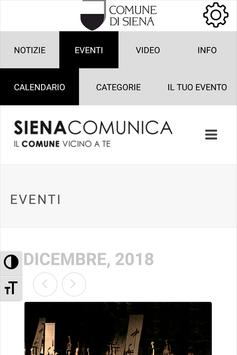 Siena Comunica screenshot 1