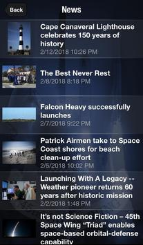 Patrick Air Force Base screenshot 3