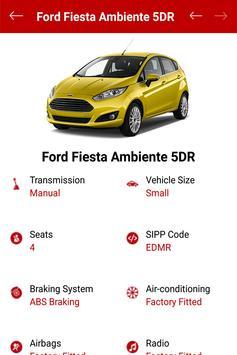 Supreme Car Rentals screenshot 3