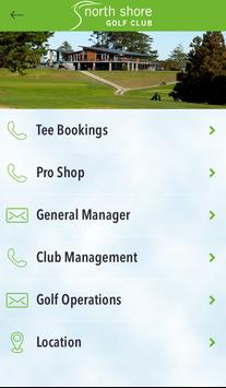 North Shore Golf Club screenshot 1